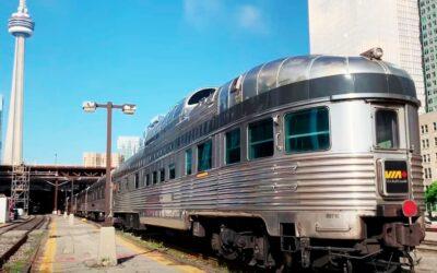 Ruta de costa Este a Oeste con VIA Rail Canadá