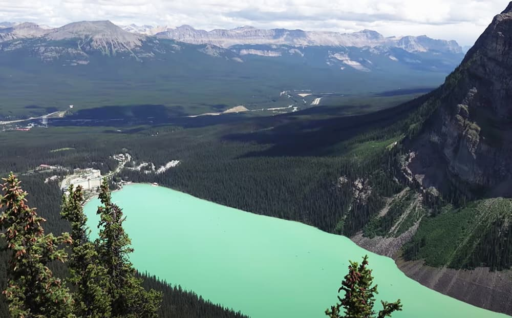 Lago Louise Banff