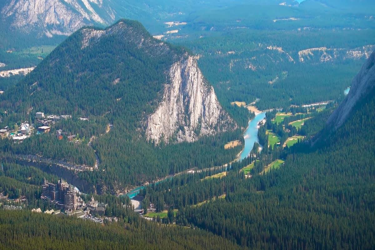 Góndola Banff